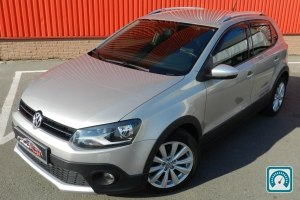 Volkswagen Cross Polo  2013 №727770