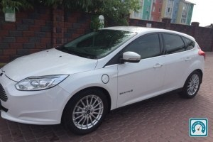 Ford Focus Electric 2014 №728998