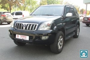 Toyota Land Cruiser Prado  2007 №729144