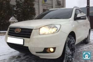 Geely Emgrand X7  2014 №729631