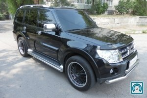 Mitsubishi Pajero Wagon Ultimative 2008 №730834