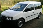 Volkswagen Caddy  2005 в Воловце