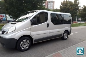 Renault Trafic FULL SILVER 2014 №731725