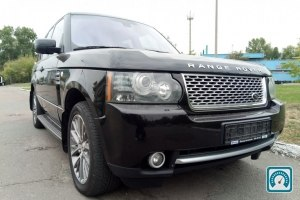 Land Rover Range Rover Black Editio 2010 №734323