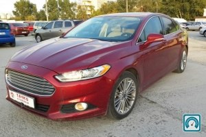 Ford Fusion  2015 №735483