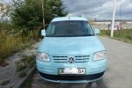 Volkswagen Caddy  2007 в Луцке