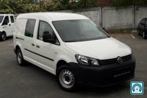 Volkswagen Caddy MAXI 2014 №736834