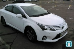 Toyota Avensis Max 2012 №741191