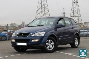 SsangYong Kyron 2.0diesel 2011 №741250