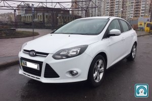 Ford Focus Trend+ 2014 №741786