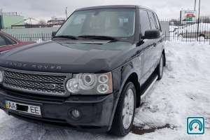 Land Rover Range Rover VOGUE TDV8 2008 №743344