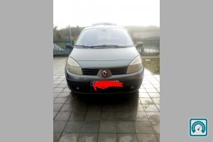 Renault Scenic Мінівен 2004 №743944