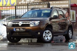 Renault Duster  2011 №744485