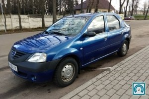 Dacia Logan basic 2007 №744546