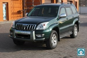 Toyota Land Cruiser Prado официальный 2004 №744719