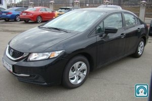 Honda Civic  2014 №747826