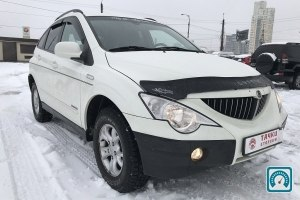 SsangYong Actyon  2010 №748083