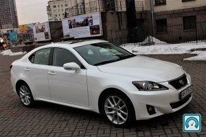 Lexus IS AWD 2012 №748942