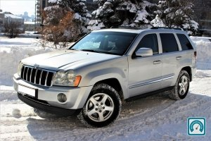 Jeep Grand Cherokee CRDI 2005 №749627