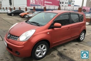 Nissan Note  2007 №750061