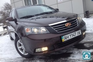 Geely Emgrand 7 (EC7)  2013 №750295