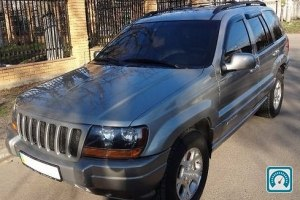 Jeep Grand Cherokee Laredo 2000 №750643