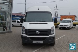 Volkswagen Crafter Long 2013 №752255