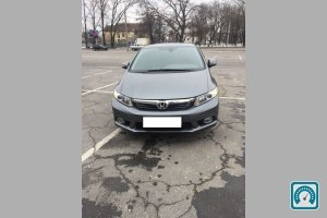 Honda Civic  2012 №752704