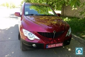 SsangYong Actyon  2009 №754606