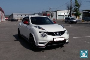 Nissan Juke turbo 4x4 2013 №755311