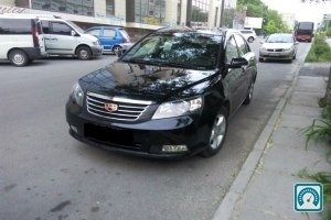 Geely Emgrand 7 (EC7)  2014 №755842