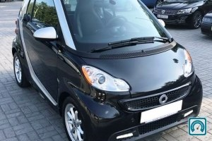 smart fortwo  2013 №758328