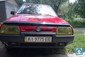 Skoda Favorit  1991 №760232