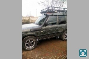 Land Rover Discovery  1991 №762089