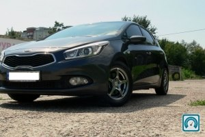KIA Ceed Business 2015 №762275