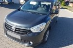 Dacia Lodgy  2012 в Львове