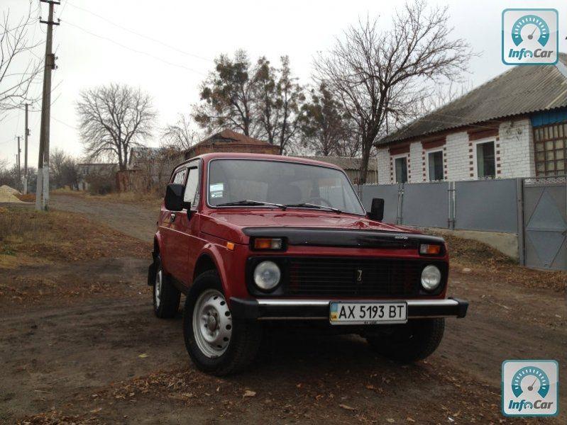 2131 ВАЗ Нива - Поиск подержанных автомобилей по всей ...