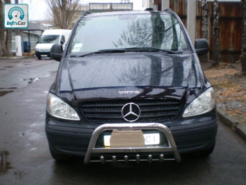Mercedes vito 2007 №85040