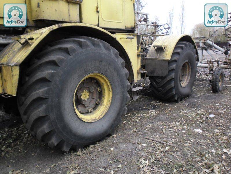 Трактор Т-150К. Технические характеристики, цены, фото и.