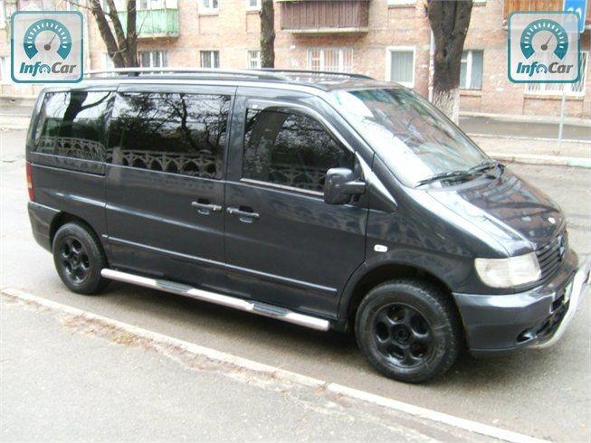 Mercedes vito 112 2001 №94275