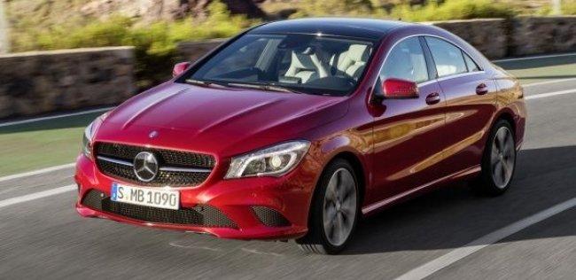 Мировые продажи Mercedes-Benz в мае 2015 года