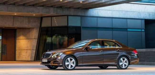 Mercedes-Benz рассказал о технологиях нового E-класса