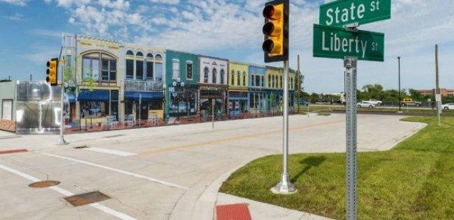 В США открыли первый город для испытаний машин с автопилотом