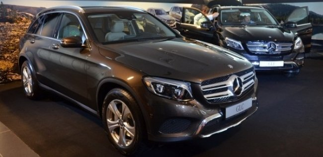 В Украине дебютировали три внедорожника Mercedes-Benz