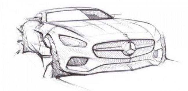 Mercedes-AMG привезет во Франкфурт новый концепт