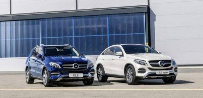 В новых внедорожниках Mercedes-Benz появятся «легкие технологии»