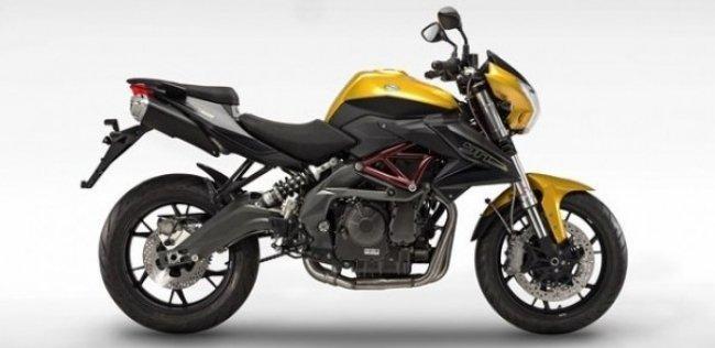 В сети появилась информация о новом мотобайке Benelli TNT 600i LE