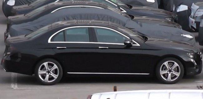 Mercedes-Benz E-Class готов к 2016 году