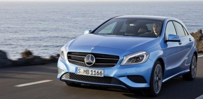 Мировые продажи Mercedes-Benz в октябре составили 155 189 автомобилей