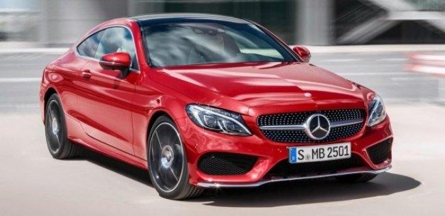 Mercedes-Benz начинает продажи C-Class Coupe